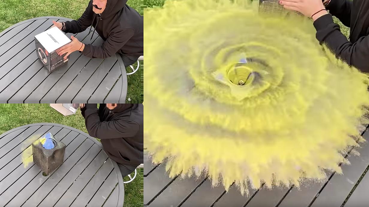 Glitter Fart Bomb 2.0