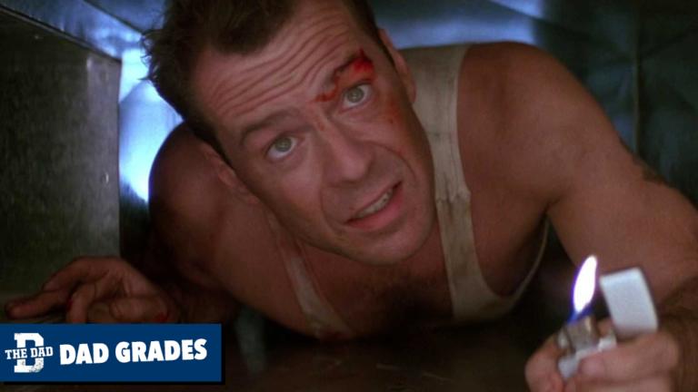 Dad Grades: John McClane From Die Hard