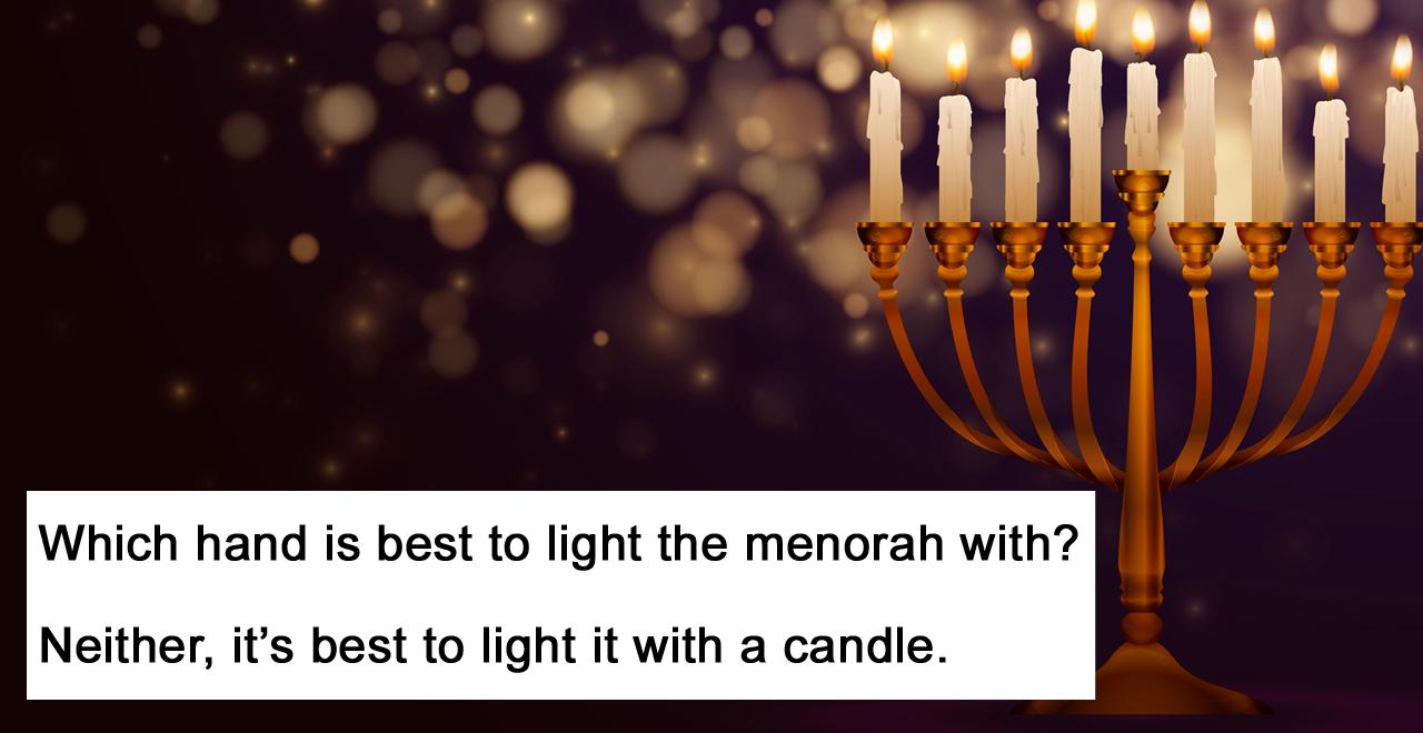 25 Hilarious Hanukkah and Winter Dad Jokes