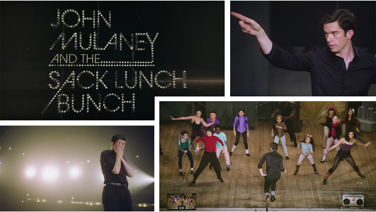 John Mulaney Sack Lunch Bunch