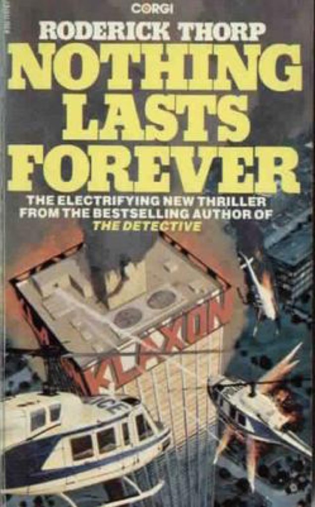 Nothing Lasts Forever Vintage Cover