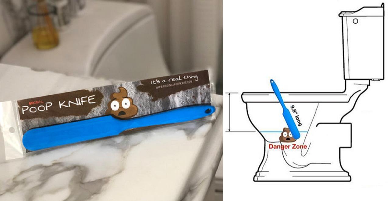 The Original Poop Knife