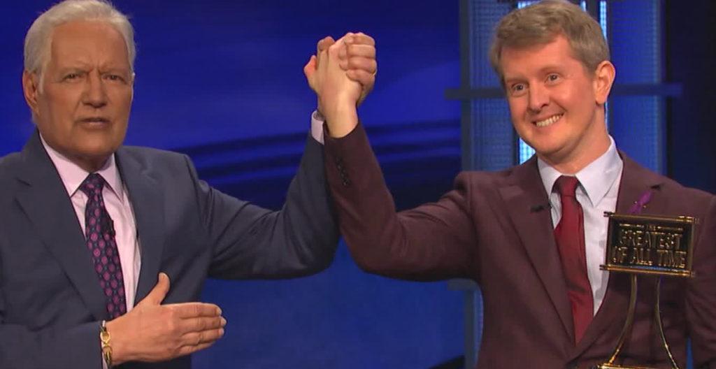 Ken Jennings is the GOAT