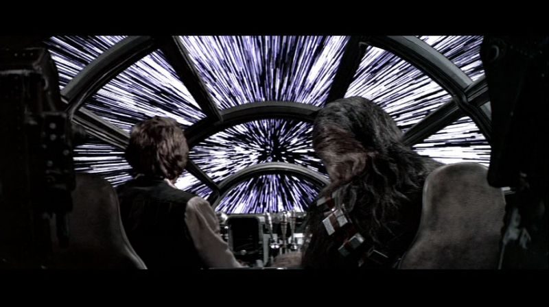 The Falcon Makes the Jump To Lightspeed