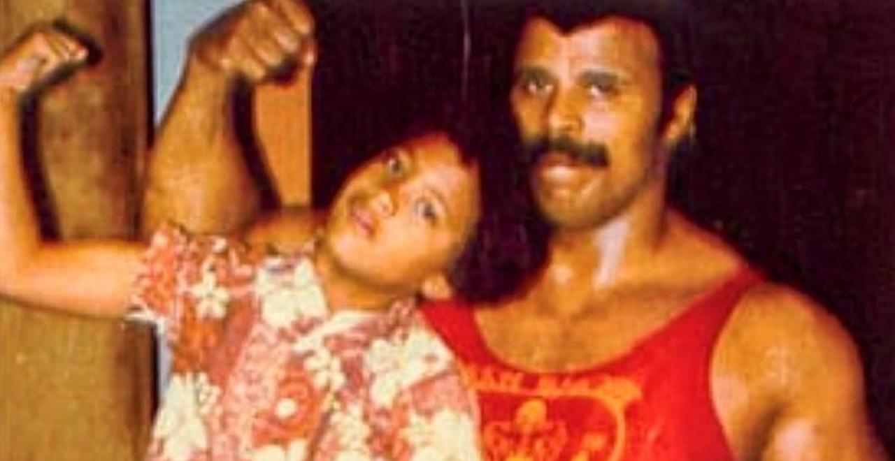 RIP Rocky Johnson