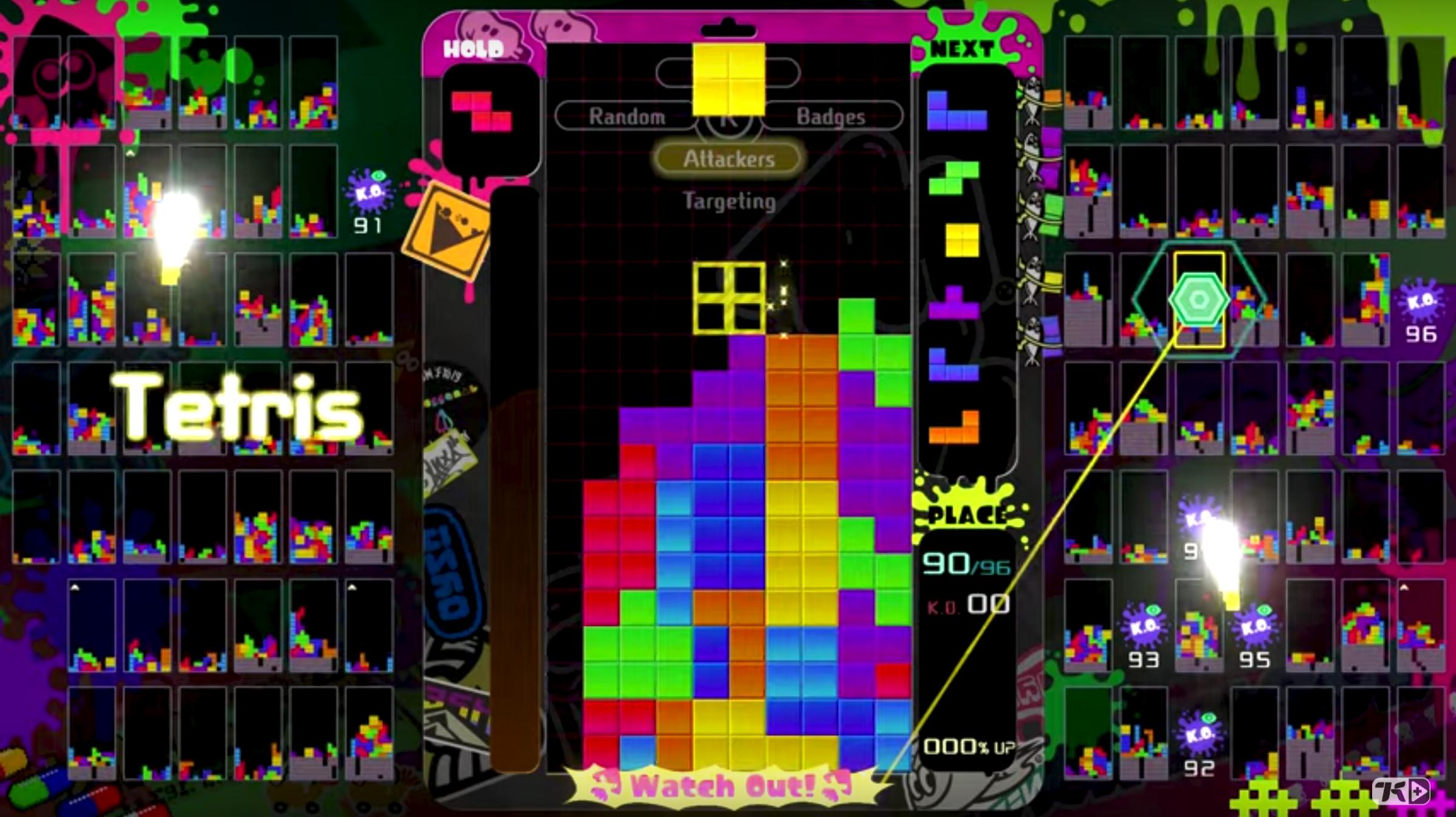 Kotaku Tetris 99