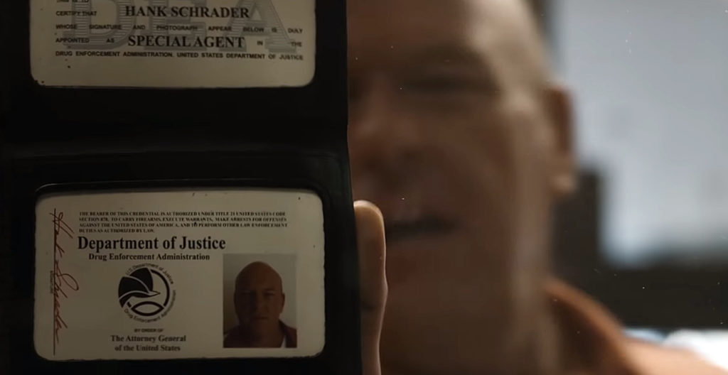 Hank is Back in Better Call Saul