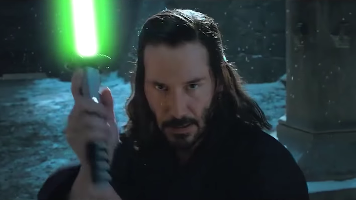 Keanu as Revan