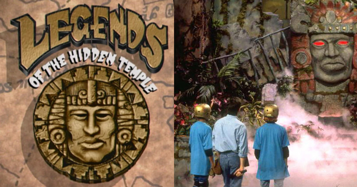 Legends of the Hidden Temple Reboot