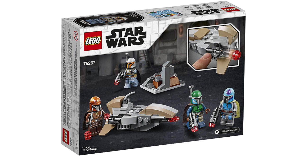 LEGO Mandolorian Battle Pack