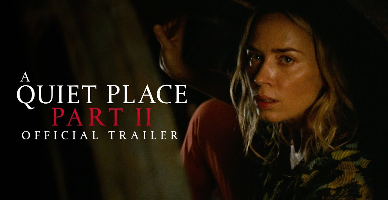 A Quiet Place Trailer