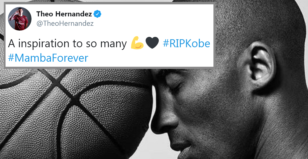 Twitter Roundup of Kobe Tributes