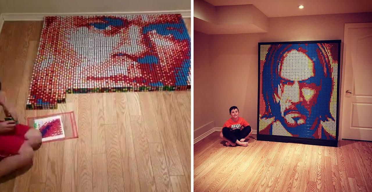 Benjamin Russo's Mosaics