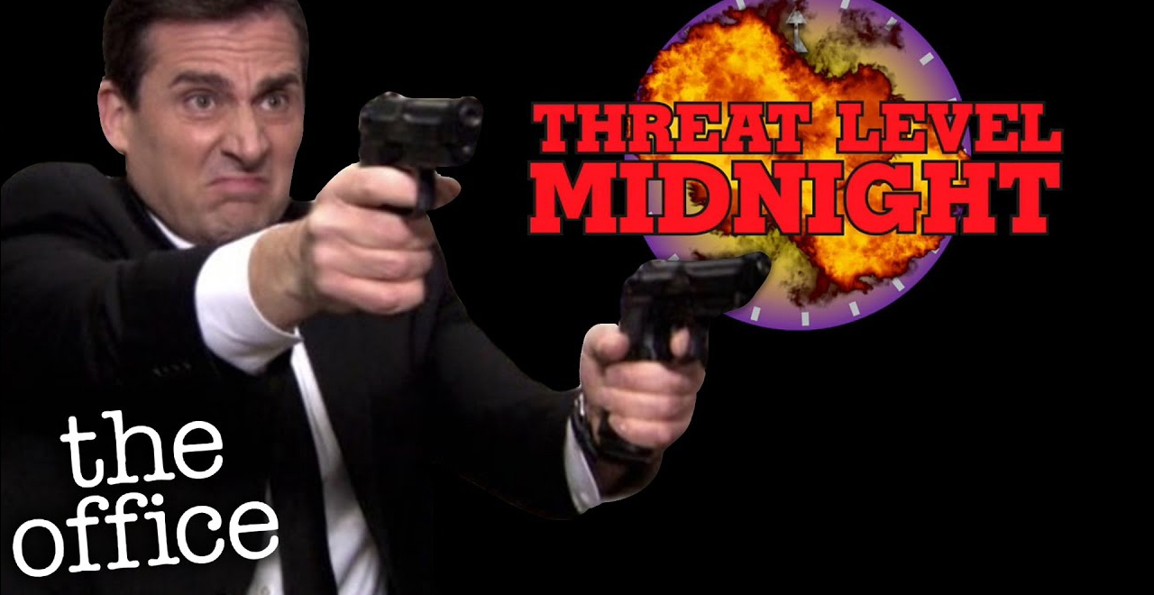 Threat Level Midnight Full Movie
