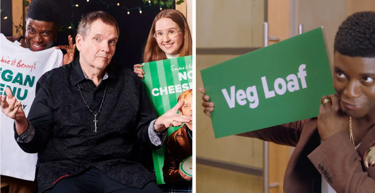Meat Loaf Wont Change Name to Veg Loaf