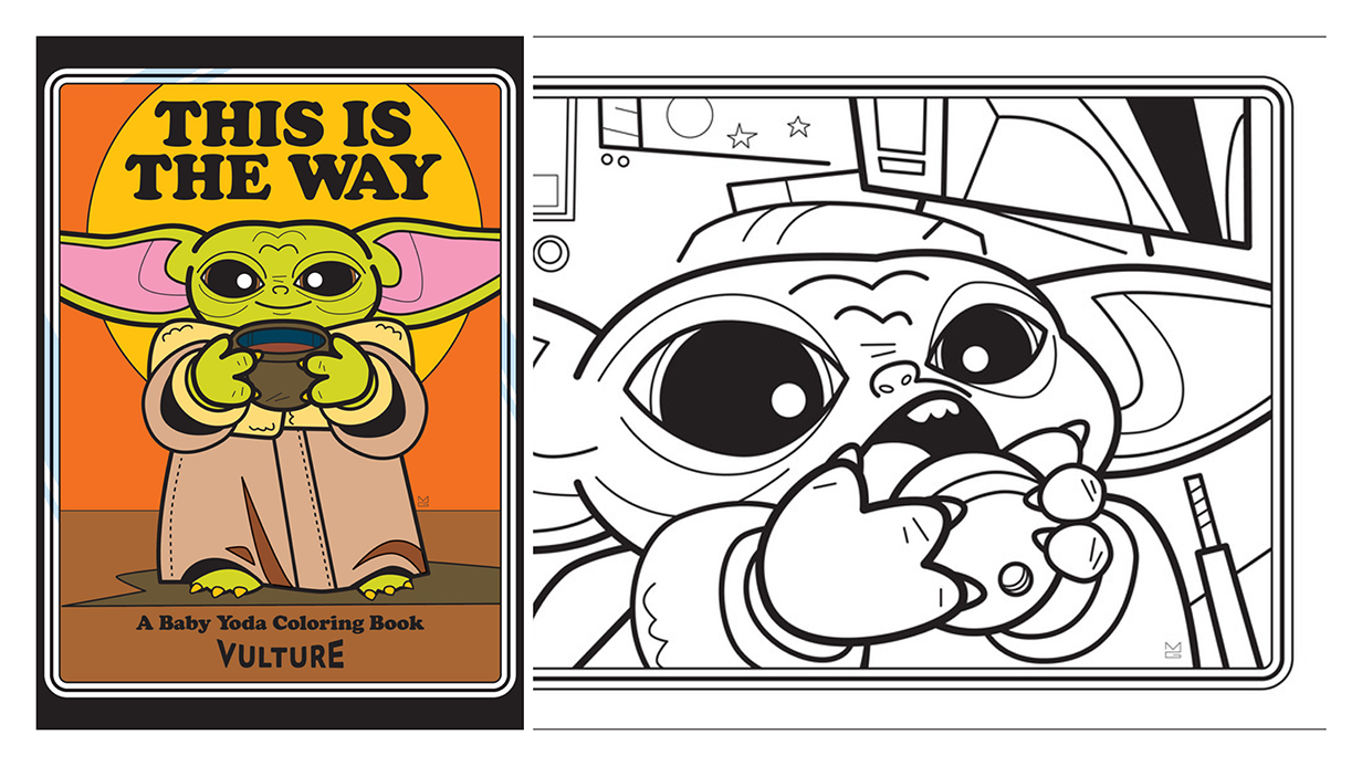 - Download This Free Baby Yoda Coloring Book Right Now