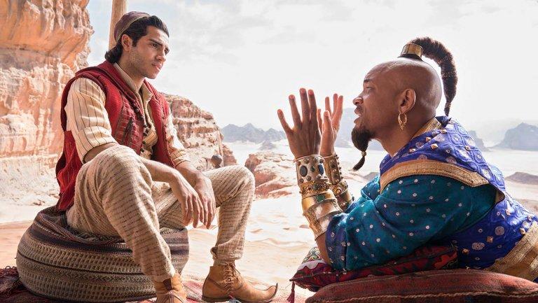 Aladdin Live Action Sequel