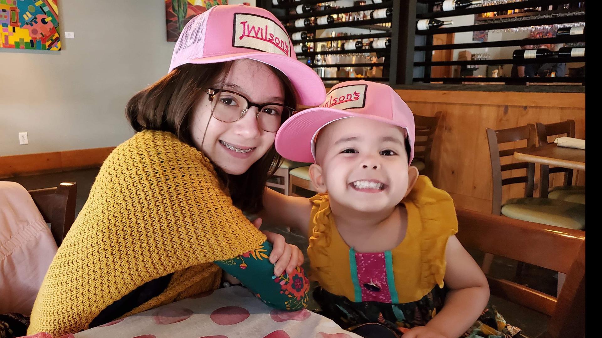 Special brunch for cancer patient Adelaide Nguyen