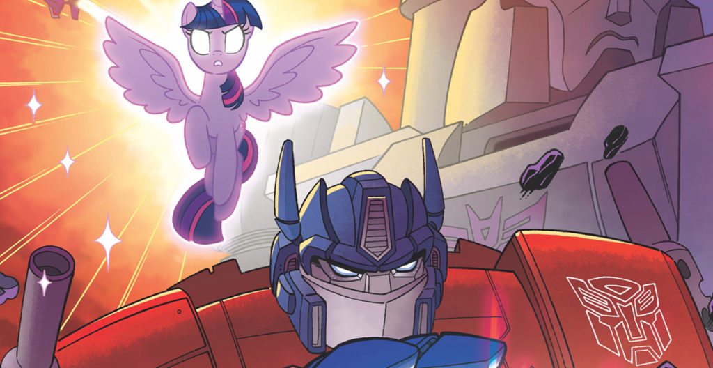 My Little Pony / Transformers Crossover