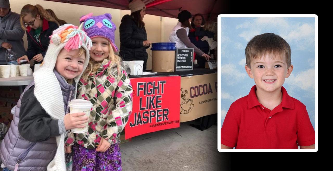 Preschooler's raise $10k for classmate battling cancer