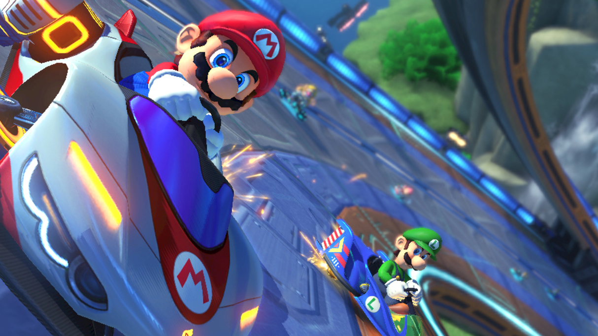 New Mario Kart Game in Development