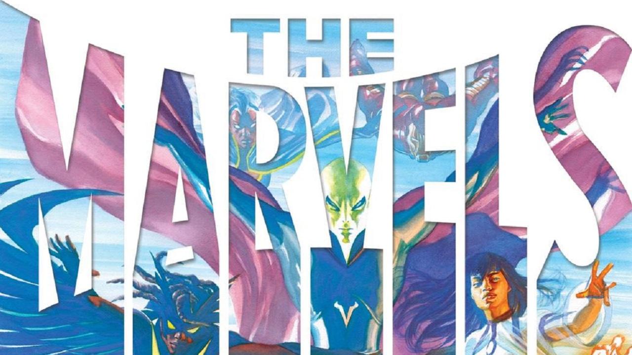 The Marvels Comic