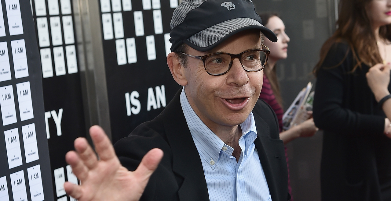 Rick Moranis Returns