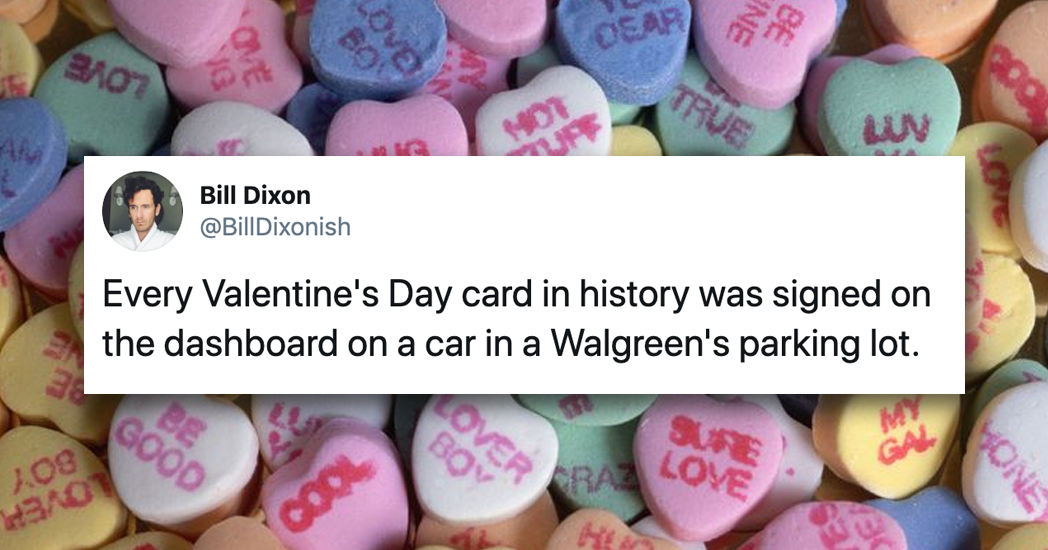 13 Funny Tweets About Valentine's