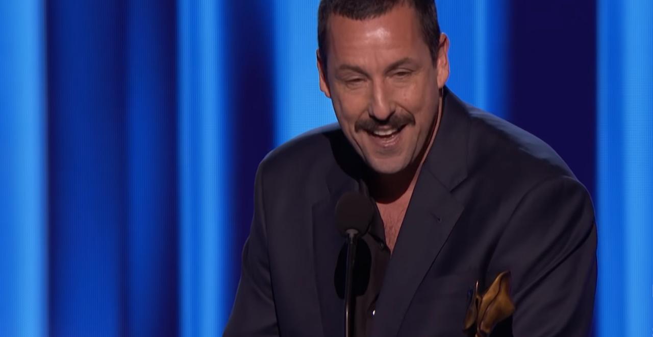 Sandler Wins Award for Uncut Gems