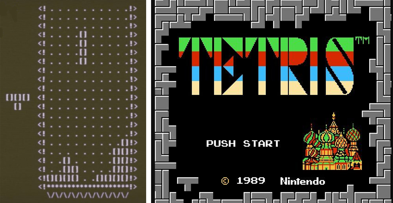The History of Tetris