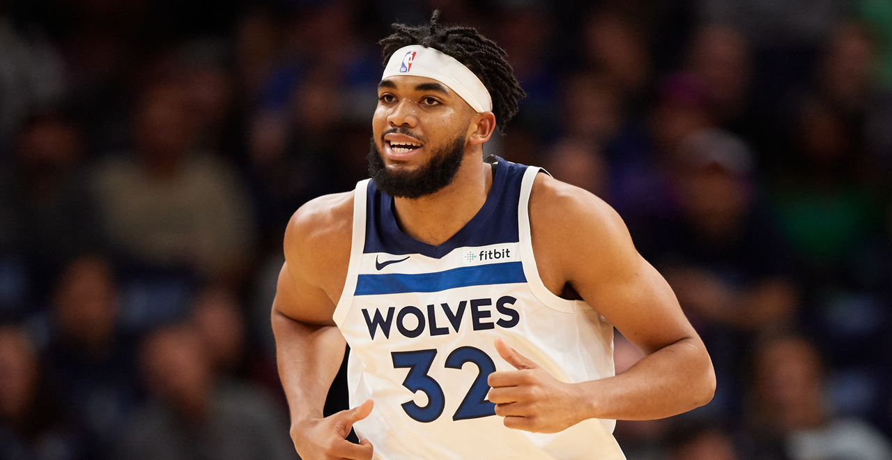Karl-Anthony Towns Donates