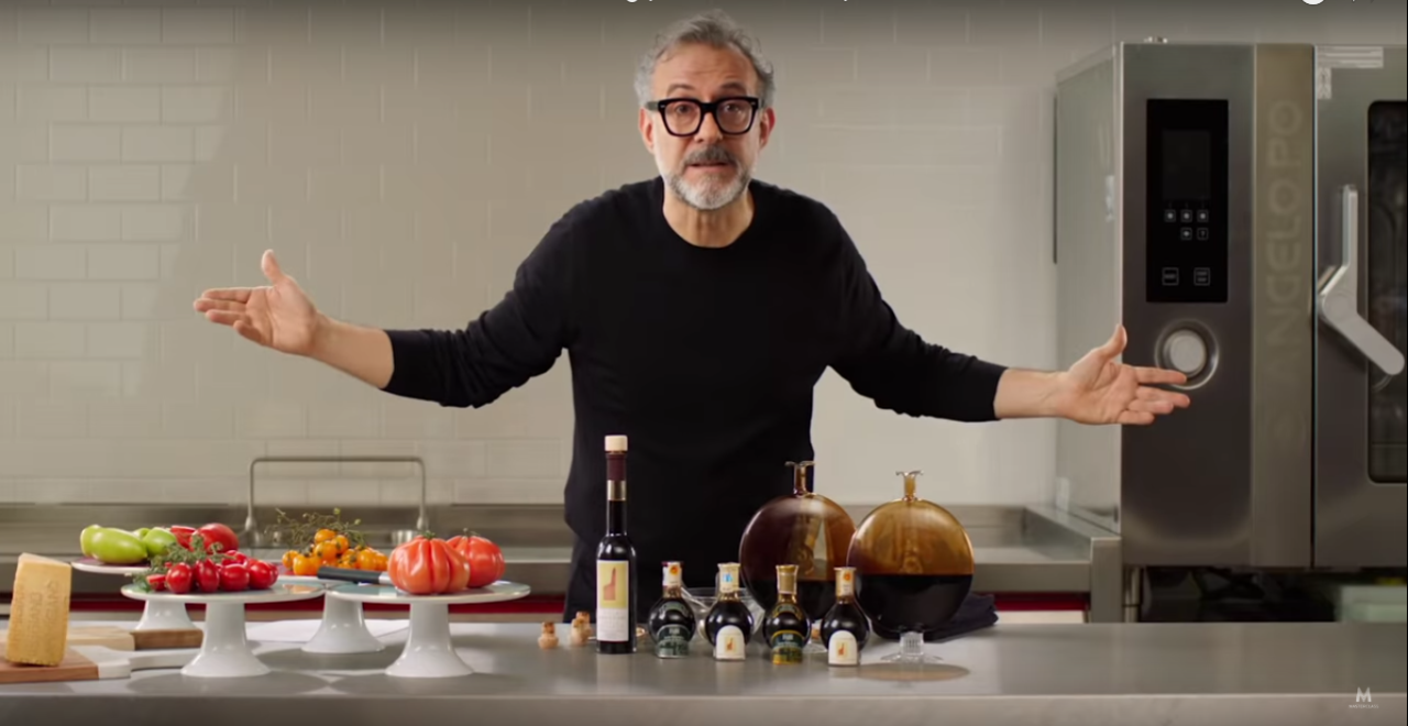 Massimo Bottura's Cooking Show