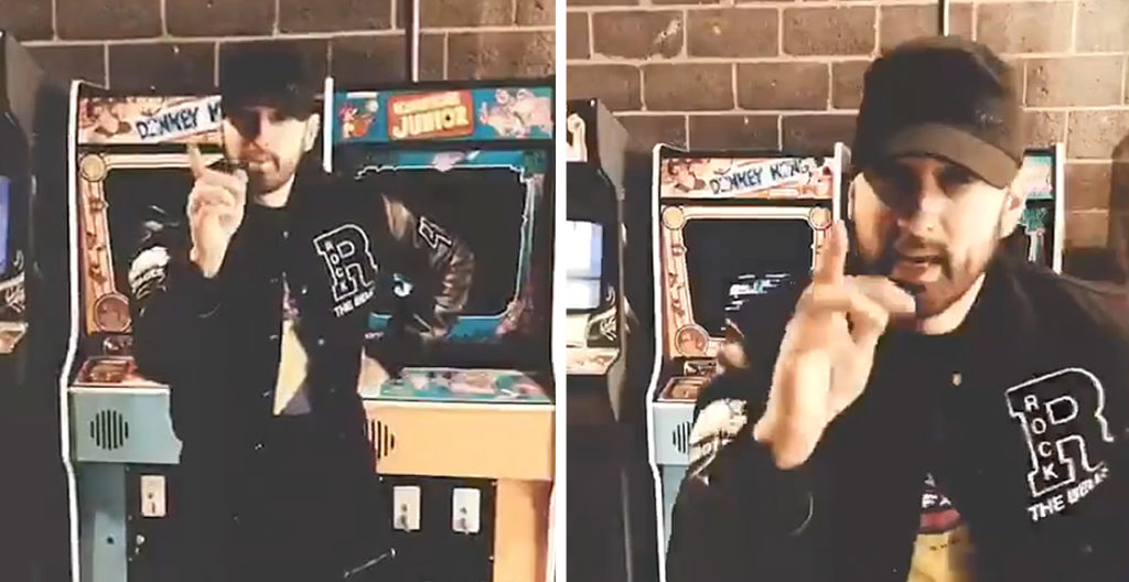Eminem Godzilla Challenge