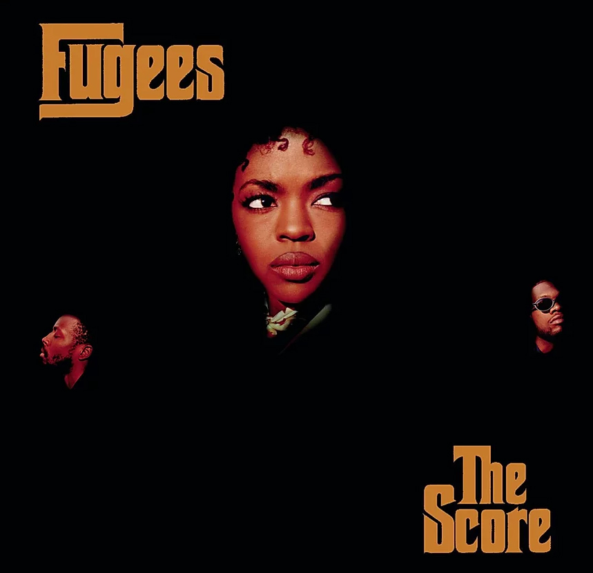 Re-imagined Fugees Album Cover