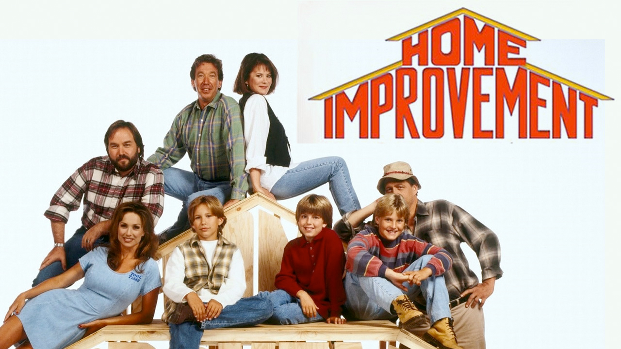 Tim Allen Talks Home Improvement