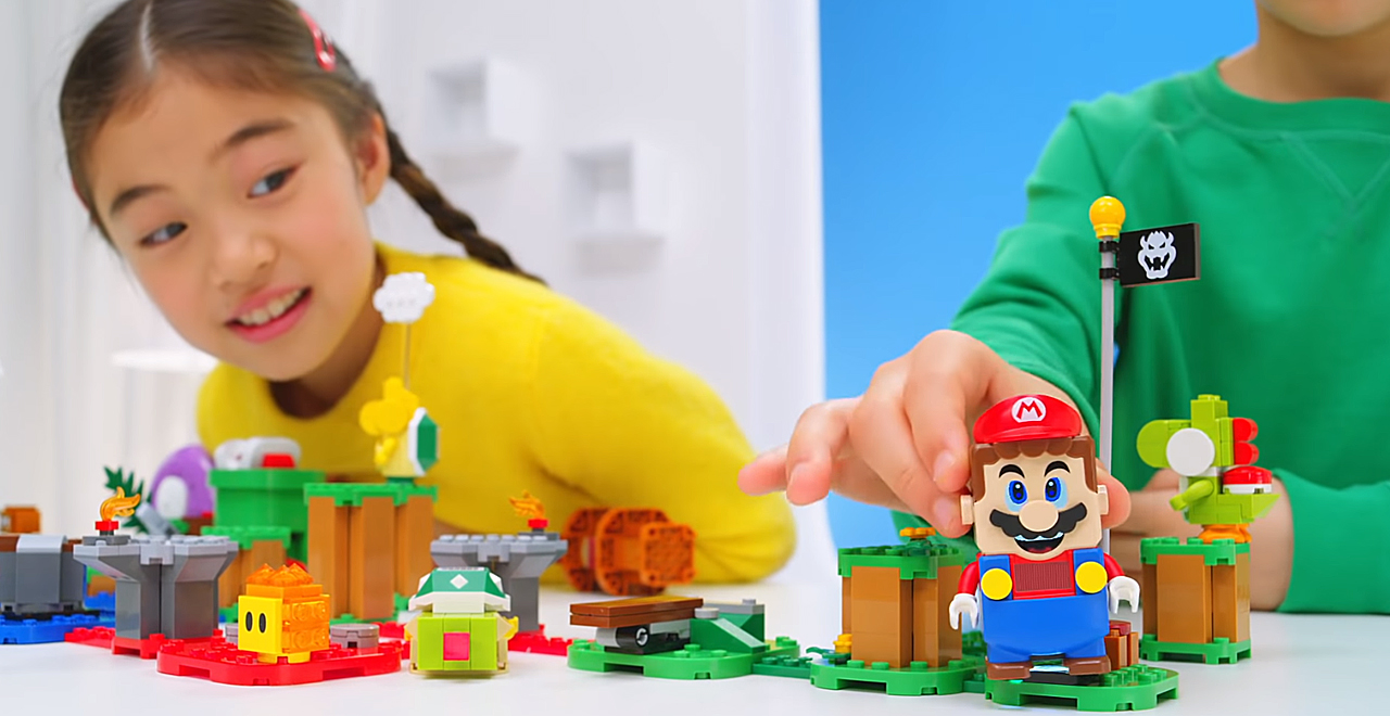 LEGO/Mario Collaboration