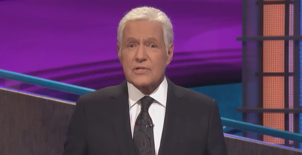 Trebek's Health Update