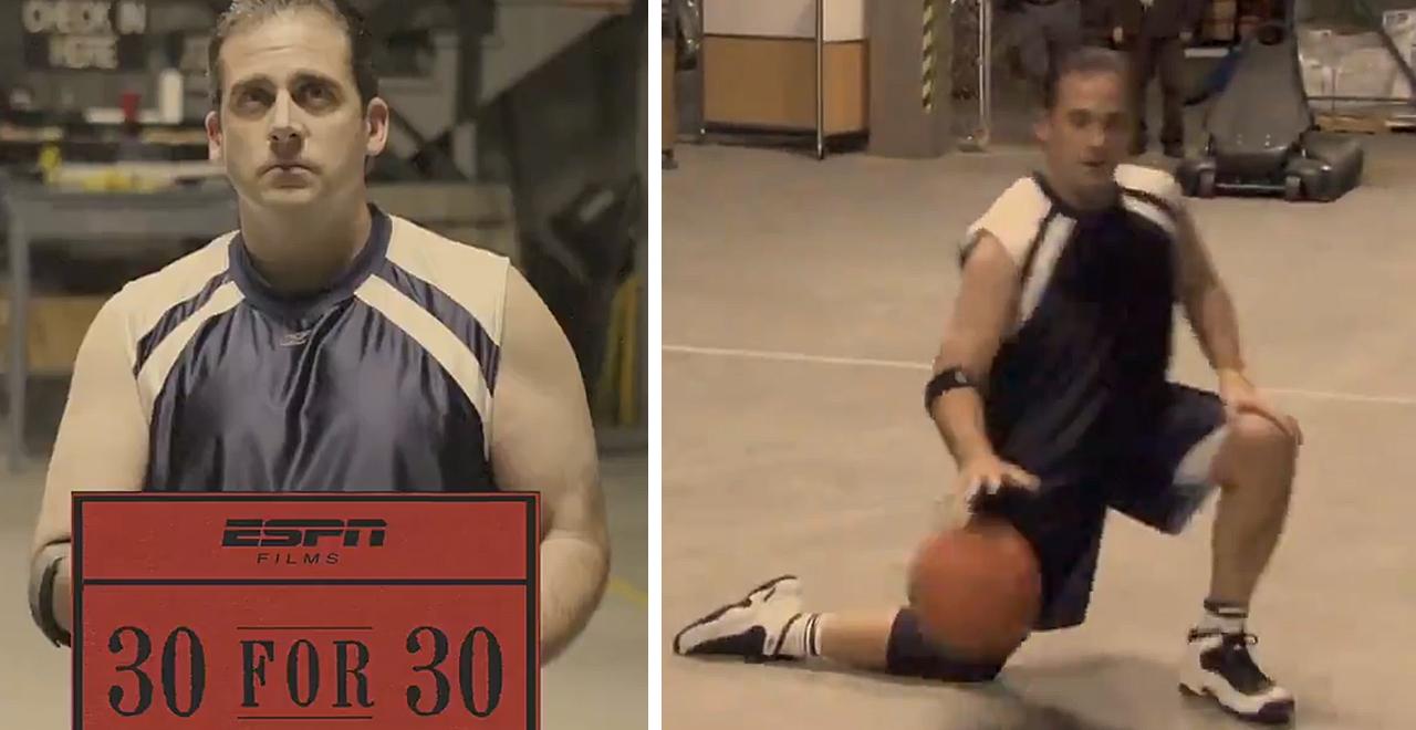 Michael Scott ESPN 30 for 30
