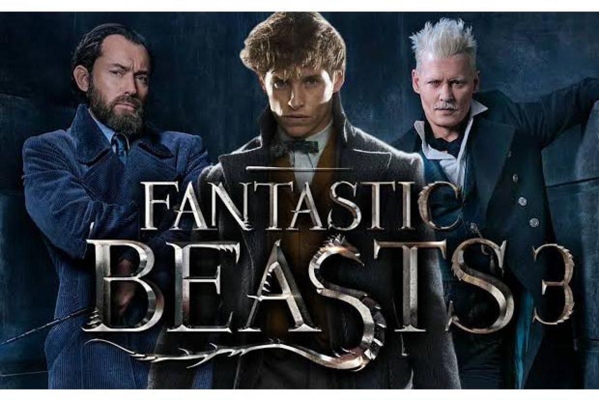 Fantasitc Beasts 3