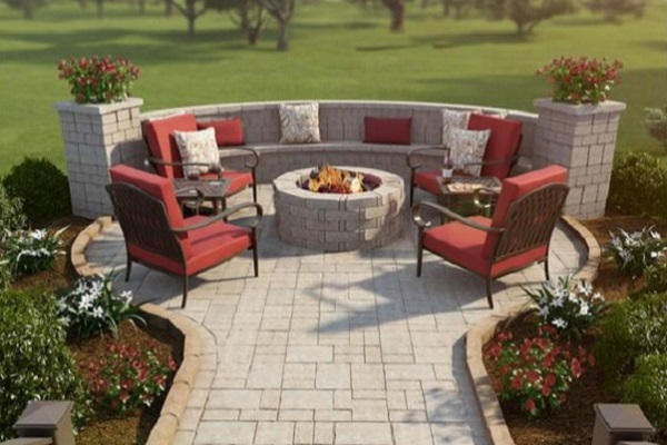 How to Build a DIY Fire Pit for Grilling, Socializing, Destroying Evidence, Etc.