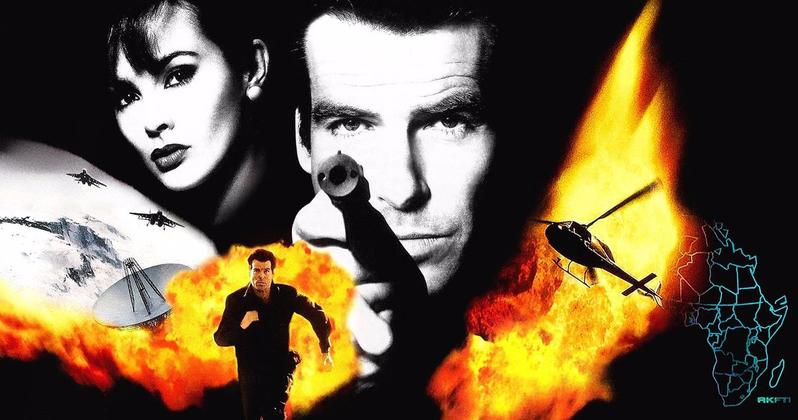 Goldeneye Watch Party