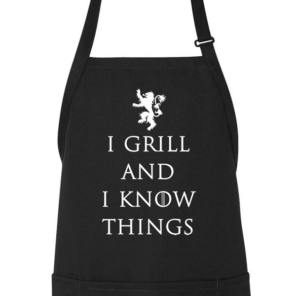 funny grilling aprons for men