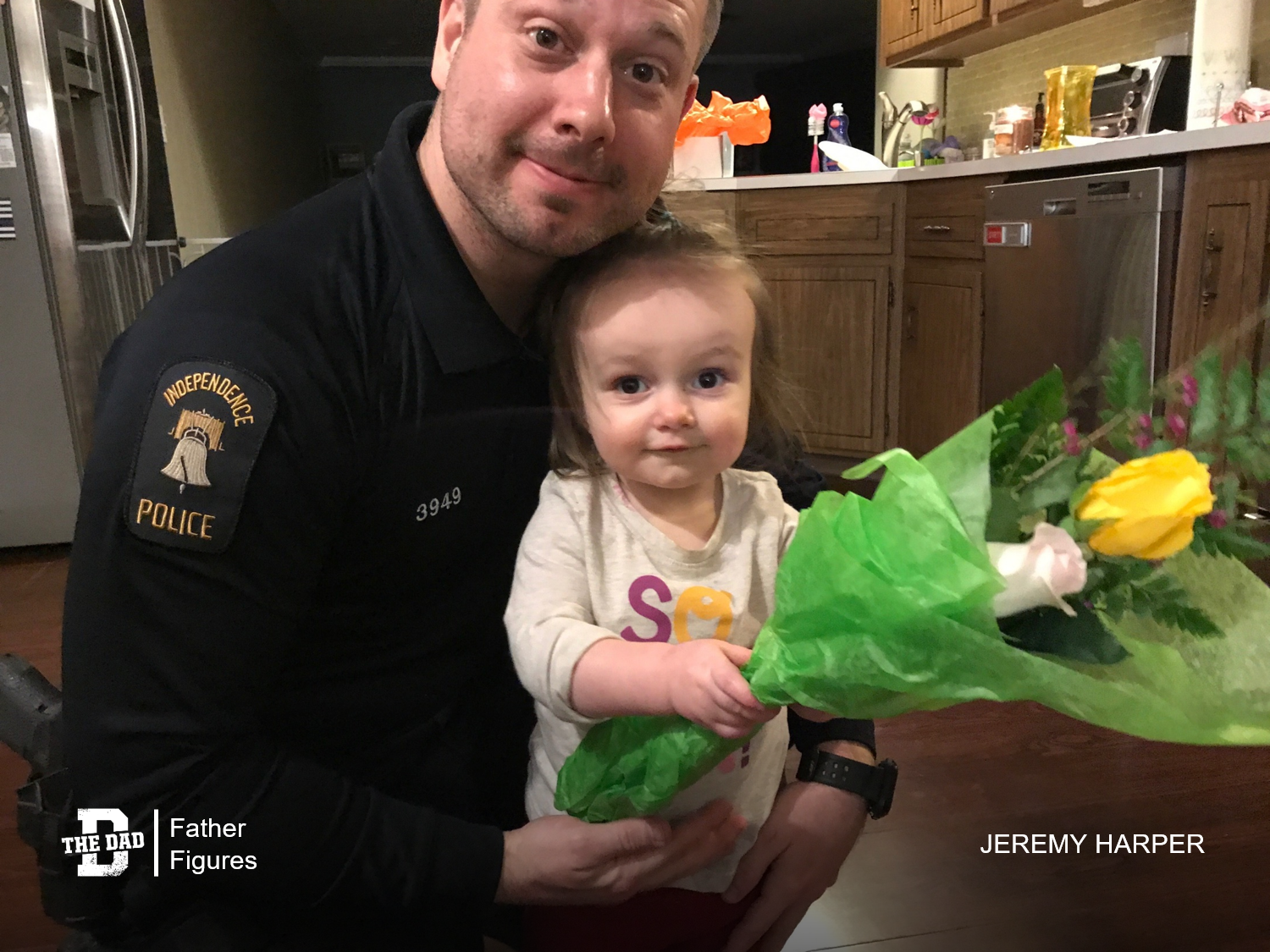 Father Figures: First Responder