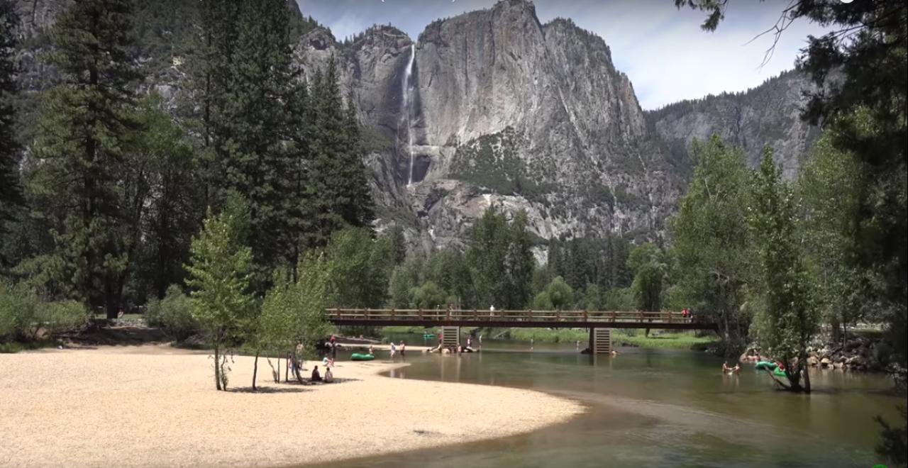 Yosemite Park online tour