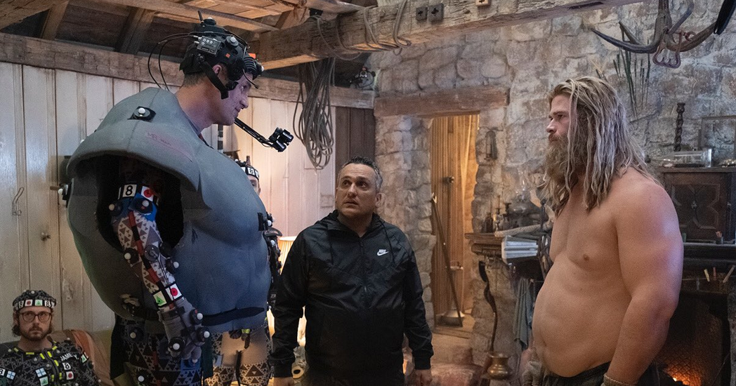 Fat Thor Behind the Scenes