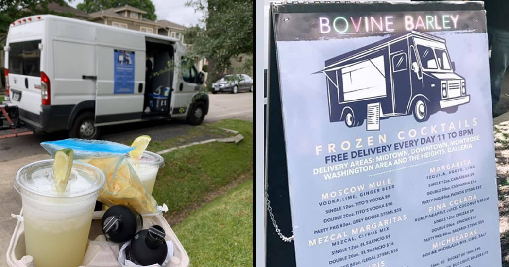 Booze Ice Cream Truck