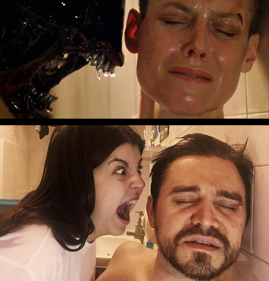 couple alien