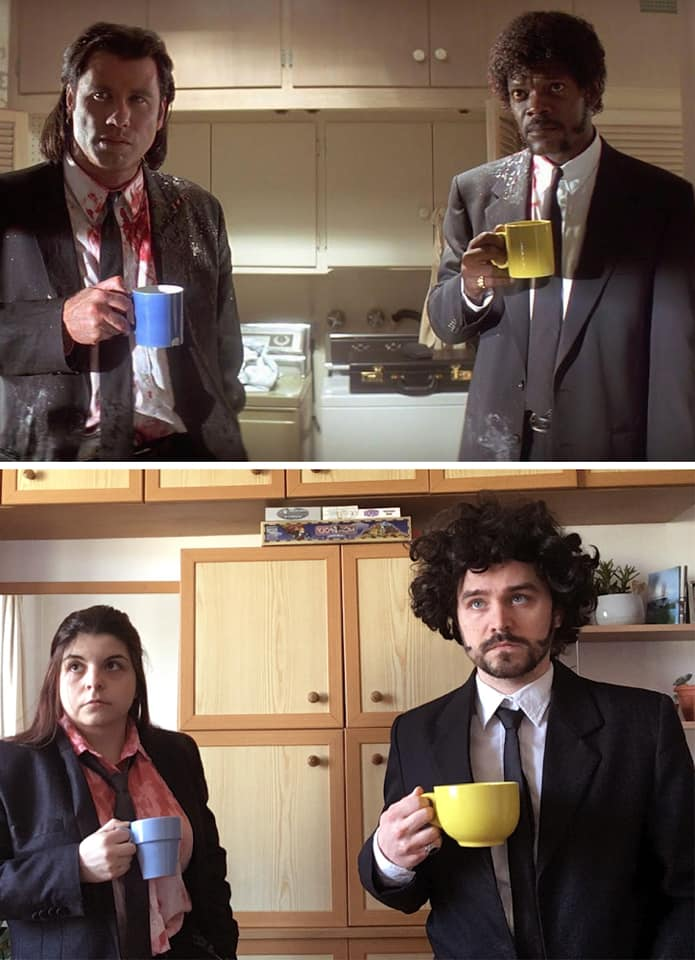 couple pulp fiction