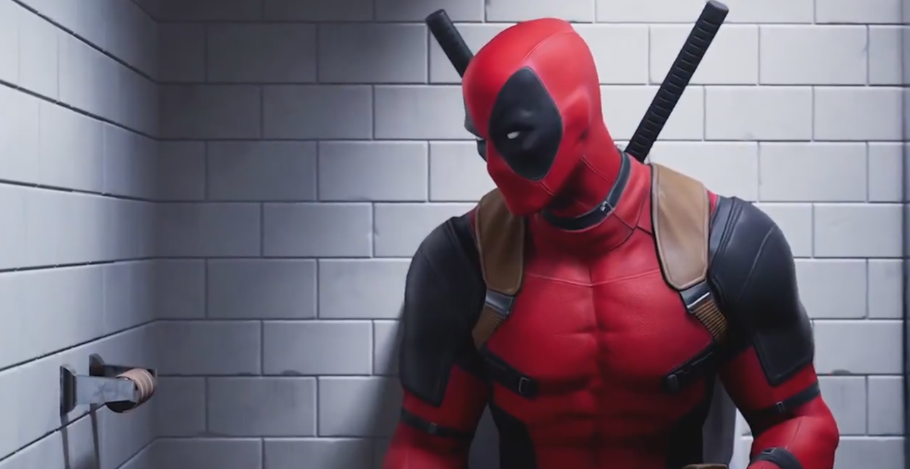 Deadpool Fortnite Cameo