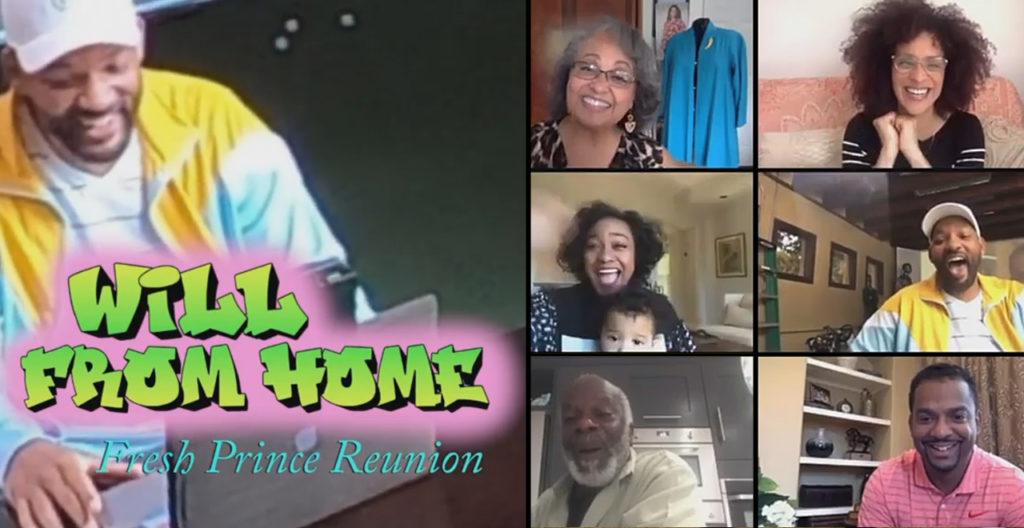 Fresh Prince Virtual Reunion